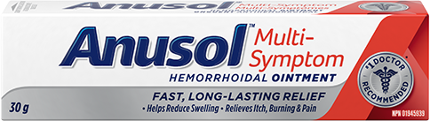 Anusol<sup>TM</sup> Multi-Symptom Ointment